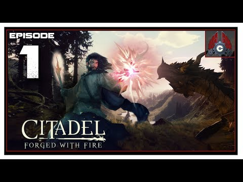 Let's Play Citadel: Forged With Fire With CohhCarnage - Episode 1