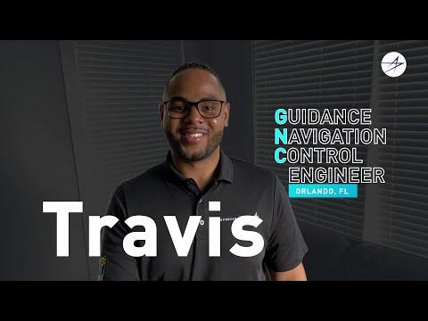 Life @ LM: Meet Travis, a Guidance Navigation Control  Engineer