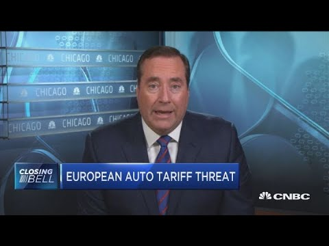 US considering 25% tariff on European auto imports