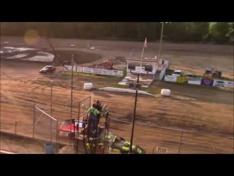 Butler Motor Speedway UMP Modified Heat #1 7/15/17