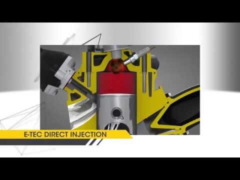 2016 Ski-Doo Rotax E-TEC Engines