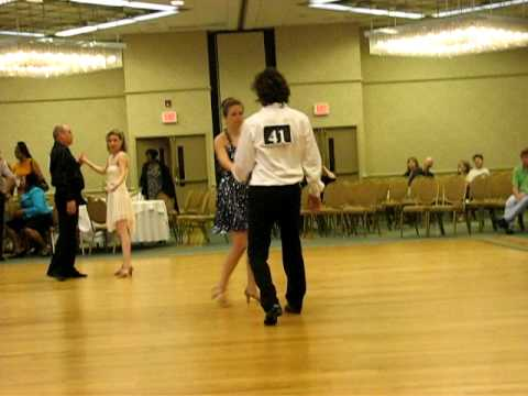 Erica & Ross - 3 Dance Latin Challenge
