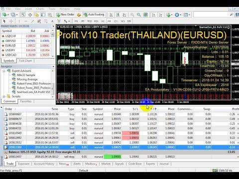 Forex live trader