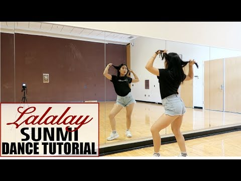선미(SUNMI) - 날라리(LALALAY) - Lisa Rhee Dance Tutorial