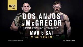 Dos Anjos vs McGregor Promo - Feeling Good Trailer