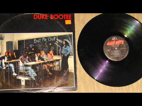 Duke Bootee - Bust Me Out