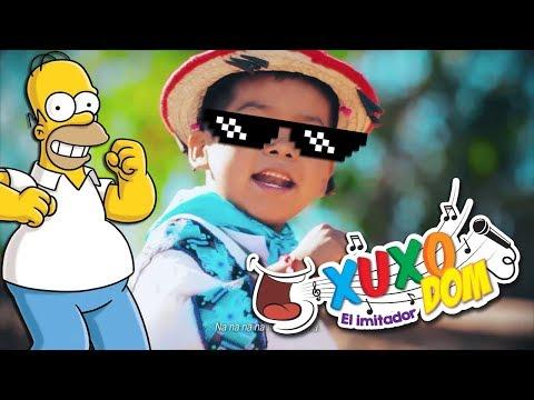 Movimiento Naranja Ft. Homero Simpson (Music Video) [REMIX]