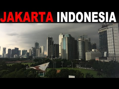 A Tourist's Guide to Central Jakarta, Indonesia