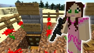 Minecraft: CRASHING A FUNERAL MISSION - The Crafting Dead [38]