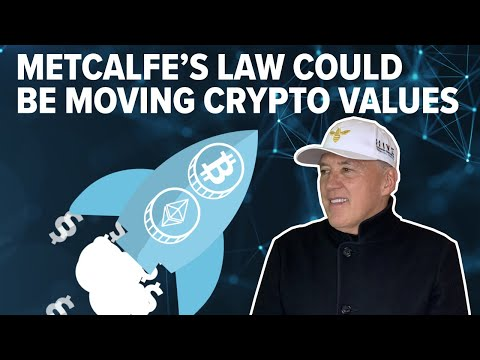 Metcalfe's Law Could Be Moving Crypto Values