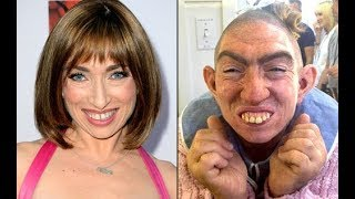 Before And After Celeb Makeup Transformation