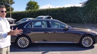 The All-new Genesis G90