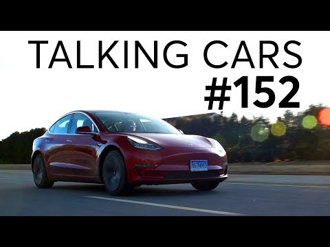 Exclusive Info from Tesla CEO Elon Musk on CR's Model 3 Braking Results | Talking Cars #152
