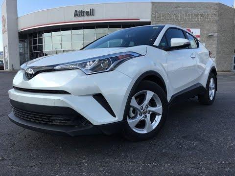 2018 Toyota C-HR XLE Package - Brampton ON - Attrell Toyota