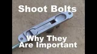 The importance of shoot bolts