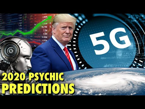 Psychic Predictions For 2020 With Psychic Medium Susan Rowlen
