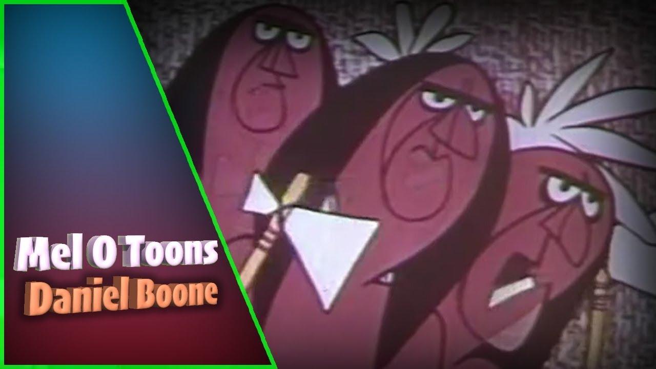 Mel O Toons   Daniel Boone