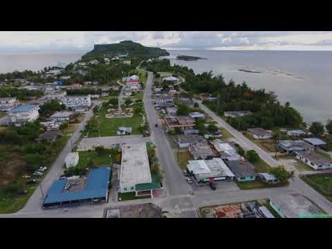 The beautiful island of Rota ( Luta )