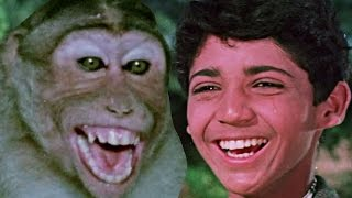 Bollywood Movies - Jawab Aayega - जवाब आएगा -New Hindi Dubbed Movies –Kids Jungle Film -Comedy Movie