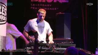 DJ Fascinate Vs. DJ Cleancut || 2011 DMC U.S. Battle For Supremacy [Semifinal Round]