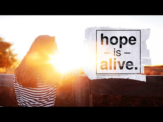 #NBUCchurch | Hope is Alive: Make Room for the New - May 24, 2020 - Katrina & Jamie Holtom