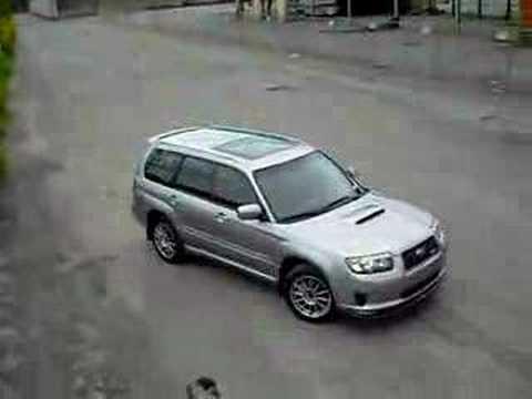 2008 Subaru Forester Sports 25xt Vid 5 Youtube