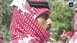 الآلاف يشيعون جثمان الشهيد الرقيب عبد الرحمن جرادات - (30-10-2018)