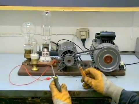 Electric generator motor Alternator Electric Motor Generator Infinity Sav Electric Motor Generator Youtube
