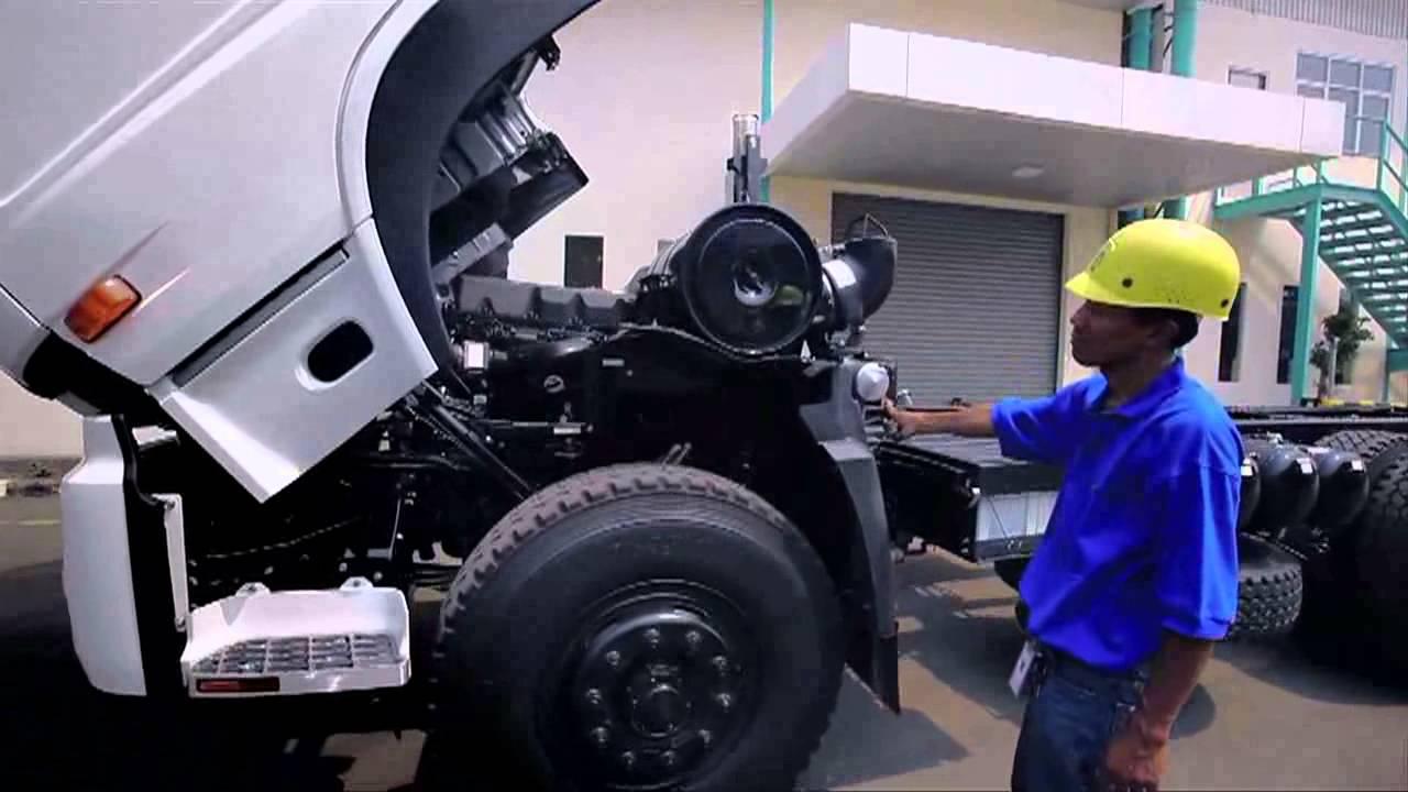 Product Profile: United Tractors - UD Trucks 1235C