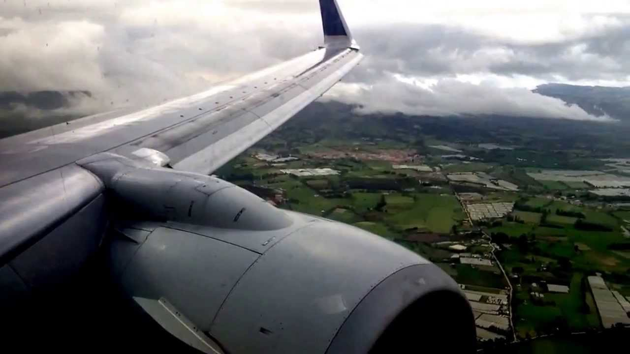 Flughafen Bogota Ankunft