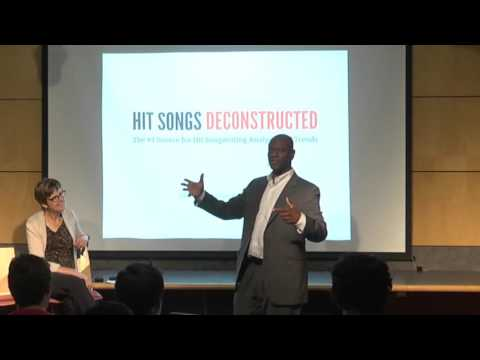 Prince Charles Alexander Introduces Hit Songs Deconstructed at Berklee