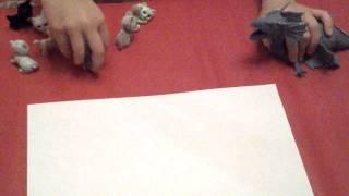 Маджики котята против Дракона