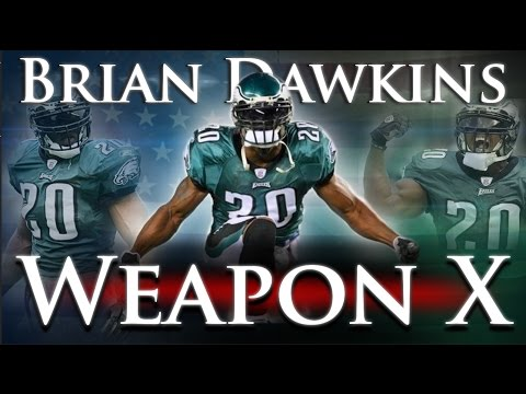 Brian Dawkins - Weapon X