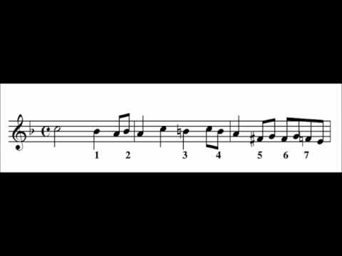 Music Theory - Lesson 10 - Rules for accidentals - Grade 1