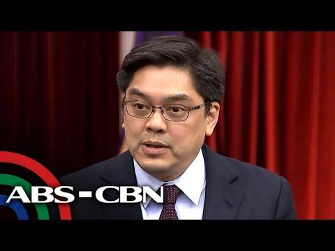 OSG Humiling Ng Gag Order Sa Quo Warranto Case Vs ABS-CBN | TV Patrol