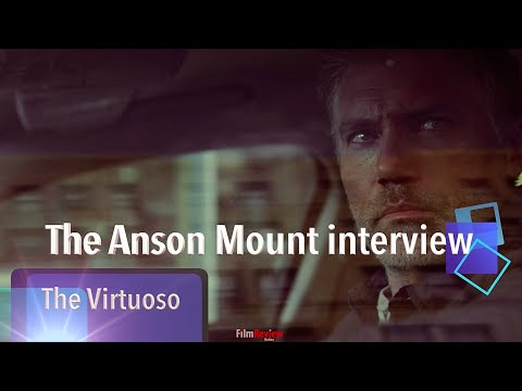 The Virtuoso star Anson Mount interview