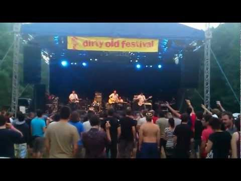 Frank Turner - Glory Hallelujah @ Dirty Old Festival, Croatia