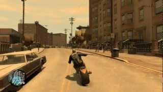 GTA IV - The Lost and Damned PC Gameplay