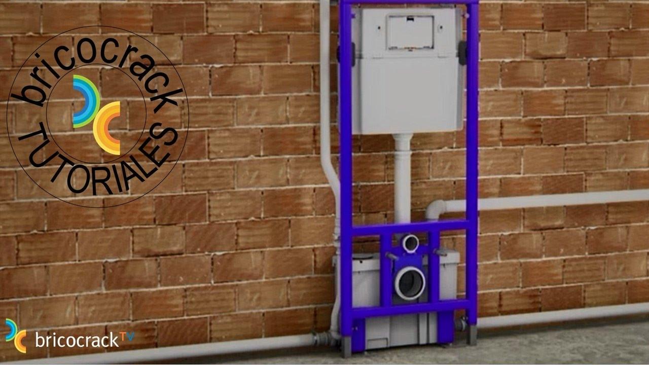 C mo funciona un inodoro con triturador bricocrack youtube - Inodoro con triturador ...