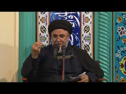 Höccətülislam vəlmüslimin Seyid Əliəkbər Ocaqnejad 2-ci Qədr gecəsi #Ramazan2018