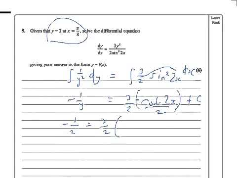 edexcel c4 advanced paper january 2014