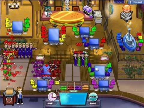 Diner Dash 5: BOOM! - Flo's Diner Bonus Level (Collector's Edition Exclusive) Part 1