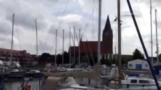 Mit einer Fähre von Barth nach Zingst, Mecklenburg Vorpommern
