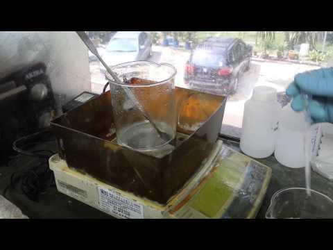 Polyphosphoric Acid KOH Bleding Solution
