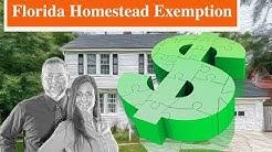 Jacksonville Florida Property Taxes Florida Homestead Exemption