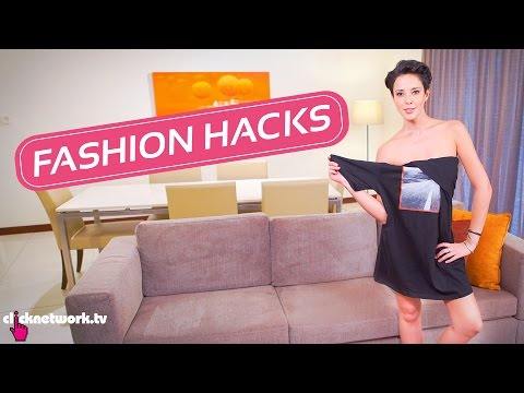 Fashion Hacks - Hack It: EP31