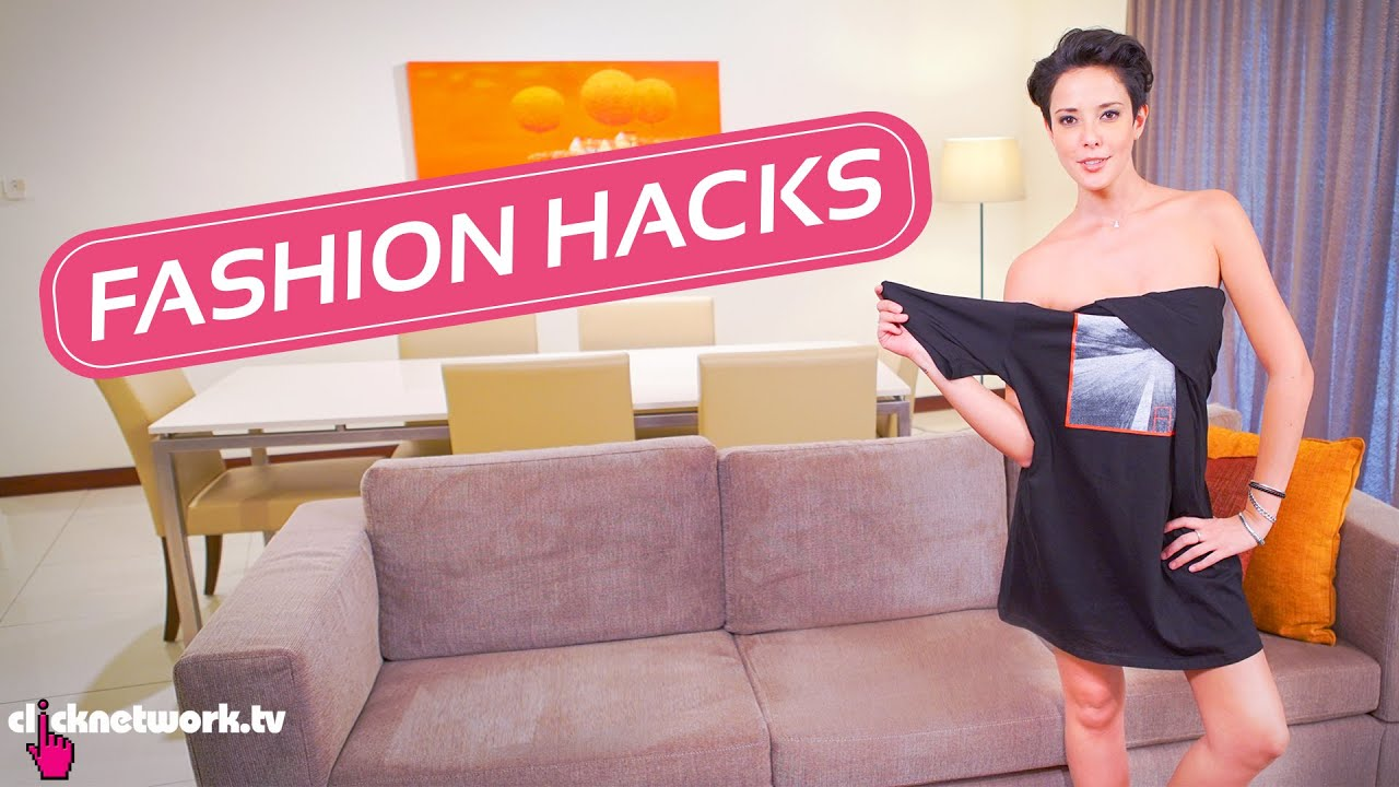 Fashion Hacks - Hack It: EP31