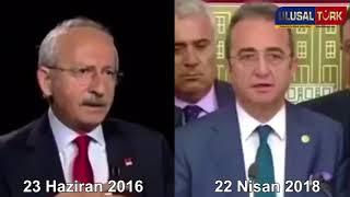 Kılıçdaroğlu'nun videosu Sosyal Medya'ya salladı - Ulusal Türk.mp3