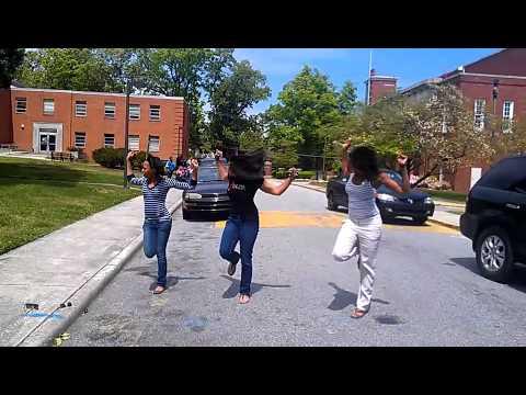 Delta Sigma Theta Alpha Mu Spring 2011 Founders Step