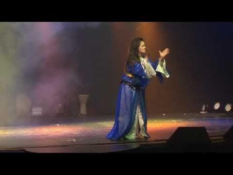 Navarra dancer moroccan dance